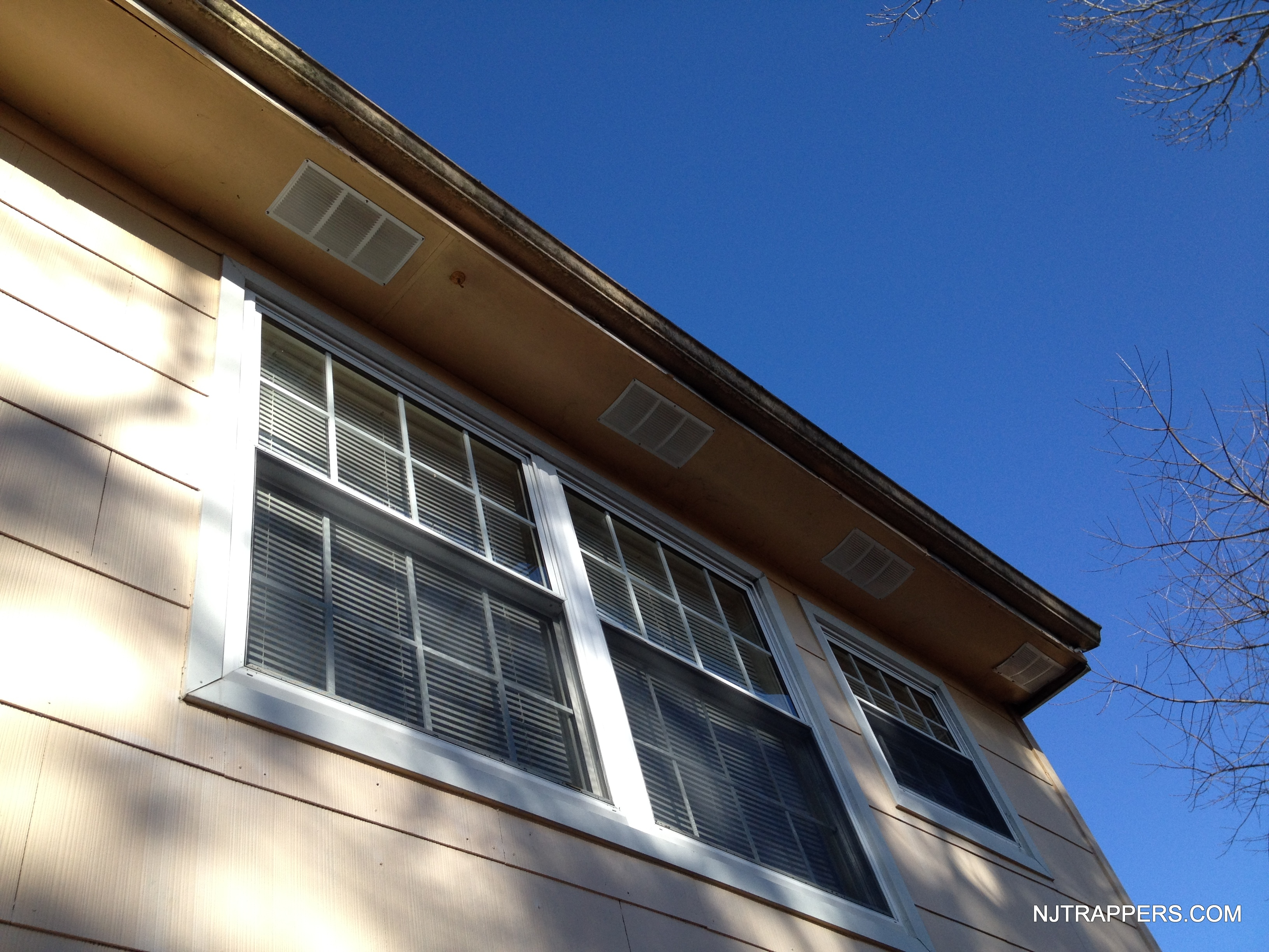 5-Soffit Vents Repaired