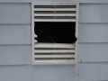 001-Broken gable Vent